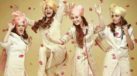 Yes, Veere Di Wedding is not a chick flick; its barely even aflick