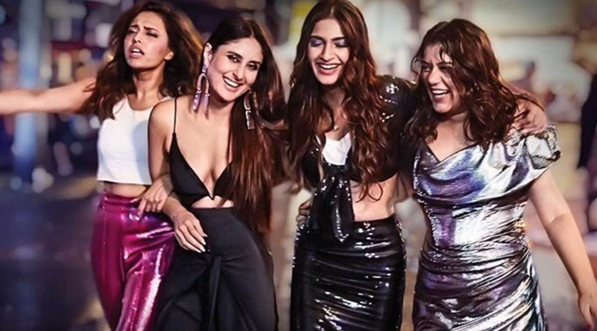 Veere Di Wedding movie review: The Sonam Kapoor and Kareena Kapoor starrer  is a fun ride   Entertainment News,The Indian Express