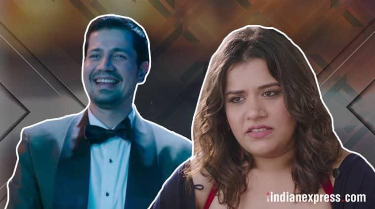 Veere Di Wedding actors Sumeet Vyas and Shikha Talsania
