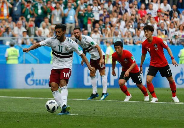 Russia Soccer WCup South Korea Mexico