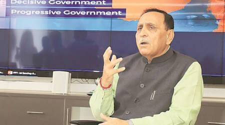 Gujarat CM Vijay Rupani launches school enrolment drive from Sabarkantha