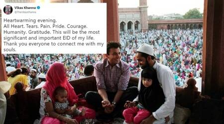 Chef Vikas Khanna reunites with Muslim family that sheltered him during Mumbai riots