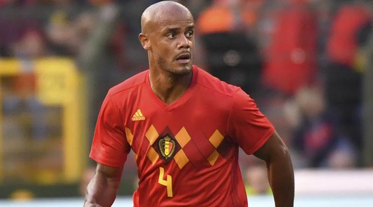 FIFA World Cup 2018, FIFA World Cup 2018 news, FIFA World Cup 2018, Vincent Kompany, sports news, football, Indian Express
