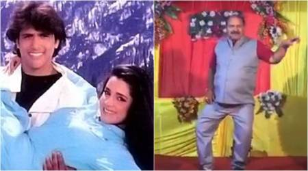 Here's the Govinda song that's gone viral thanks to the 'dancing uncle'