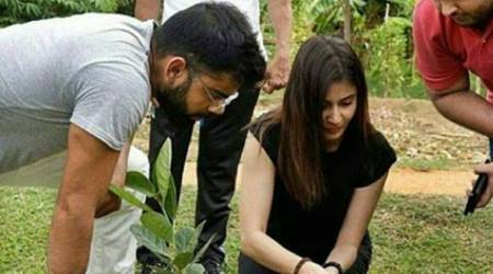Anushka Sharma earns Virat Kohli's support in cleanliness drive
