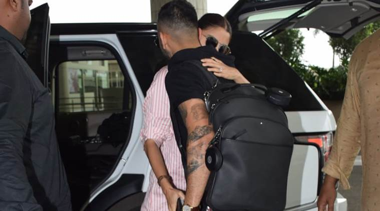 Virat kohli, Virat Kohli Anushka Sharma, Virat kohli, Virushka, India vs England, sports news, cricket, Indian Express
