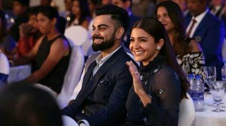 Virat kohli, Virat Kohli India, Anushka Sharma, Virat Anushka, MAK Pataudi Memorial lecture, sports news, cricket, Indian Express