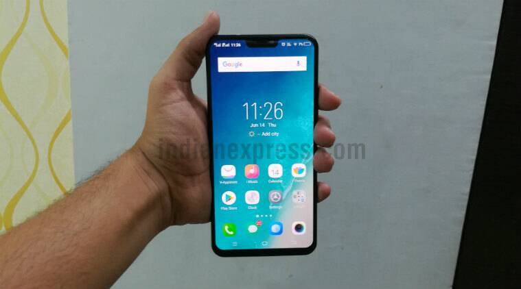 vivo x21 review, vivo x21, vivo, vivo x21 price in india, vivo x21 features, vivo x21 specifications, vivo x21 fingerprint reader, vivo x21 in-display fingerprint reader