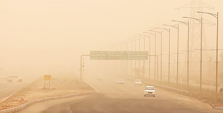 Dust haze over Tricity worsens, 26 flights cancelled