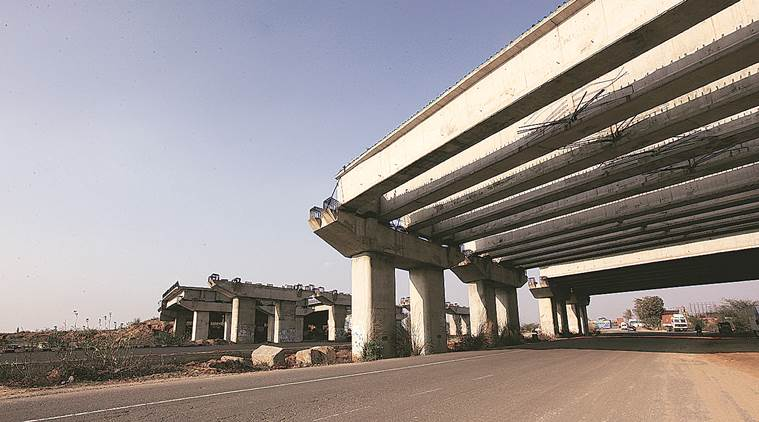 Western expressway to link Kundli, Palwal set to open in August