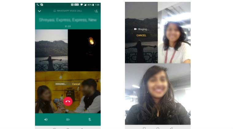 WhatsApp for Android beta gets group audio, video call ...