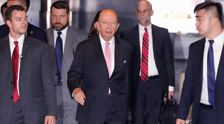 US commerce secretary, Chinese vice premier to talk trade amid row