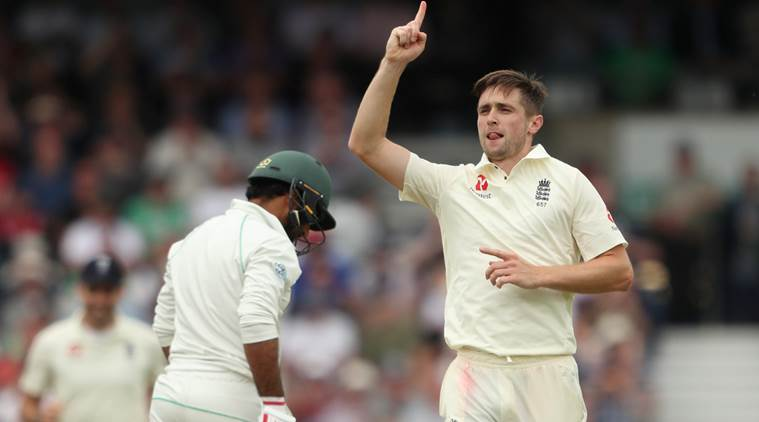 Chris Woakes out of Scotland ODI