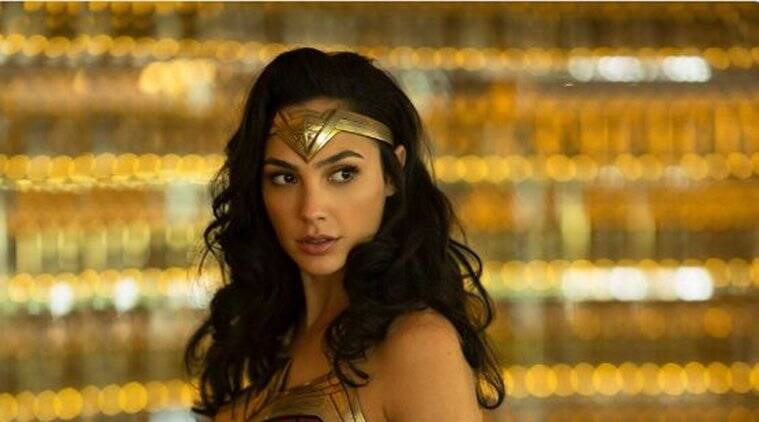 gal gadot look in wonder woman sequel wonder woman 1984