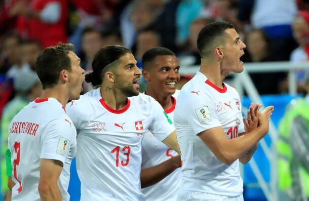 FIFA World Cup 2018 Day 9: Brazil open their account, Switzerland come from behind