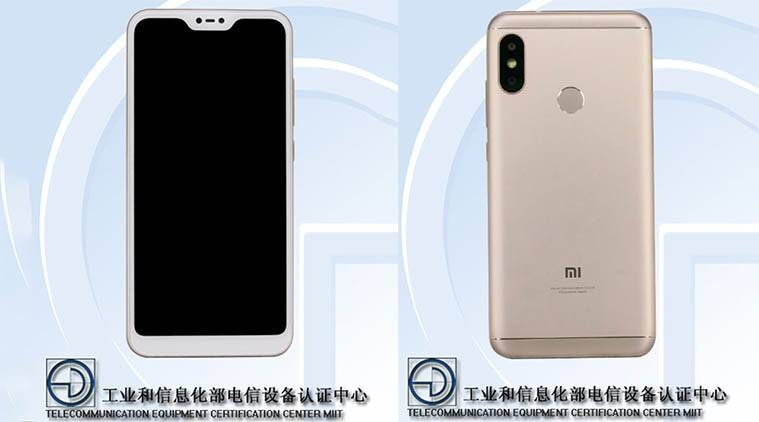 Xiaomi, Xiaomi Mi A2 Lite, Mi A2 Lite, Mi A2 price in India, Mi A2 specifications, Mi A2 features, MA 2 Lite launch date, Mi A2 Lite photos