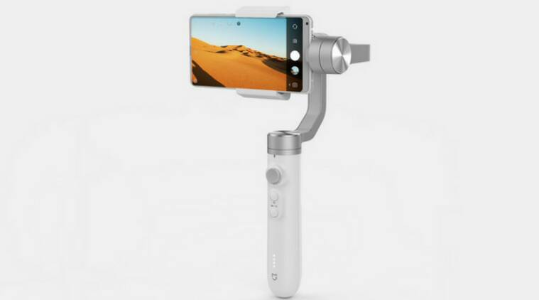Xiaomi introduces 3-axis smartphone gimbal in China for Rs6,300