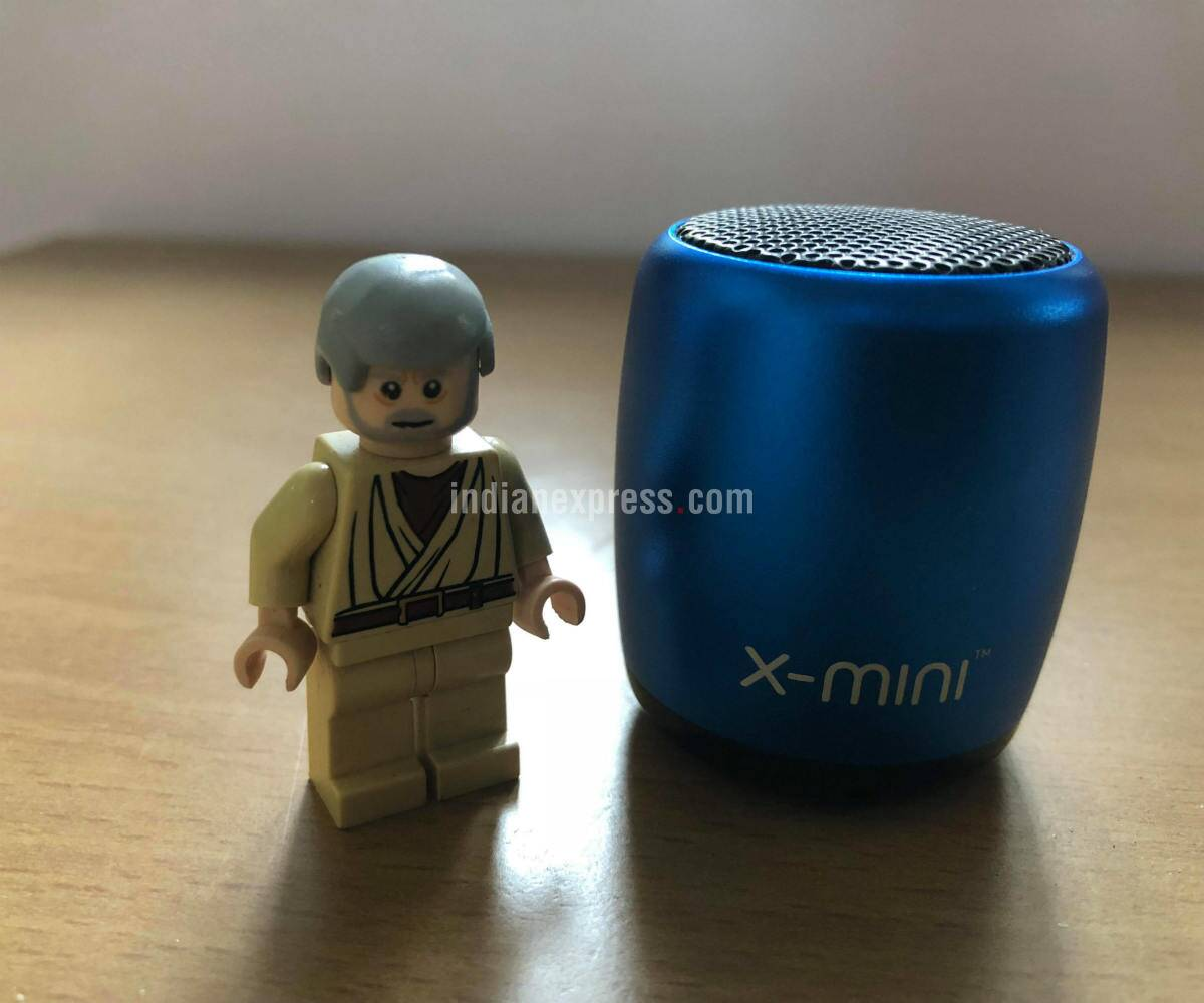 X-mini Nano-X review: Tiny, but loud and clear