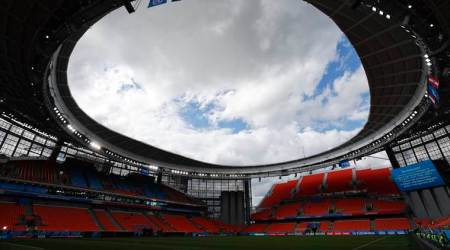 FIFA World Cup 2018 stadium offers experience like no othervenue