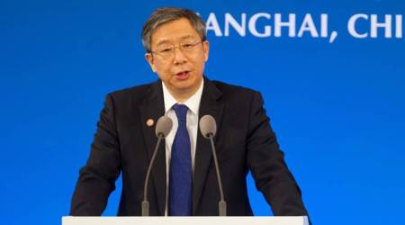 China reshuffles central bank monetary policy committee, Governor Yi named chief