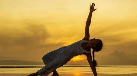International yoga day, yoga day, international yoga day 2017, june 21 yoga day, 5 reasons why Yoga is good for your heart, heart yoga day, healthy heart yoga pose, yoga pose for healthy heart, indian express, indian express news