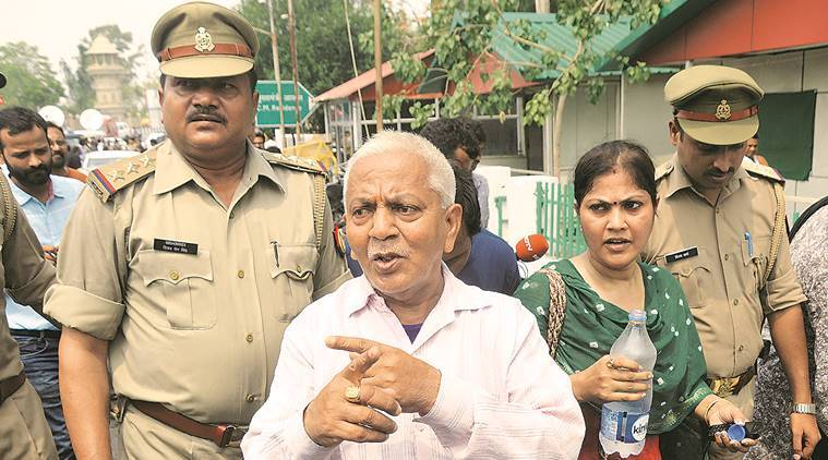 Police detain, question man who claimed Yogi Adityanath aide sought bribe