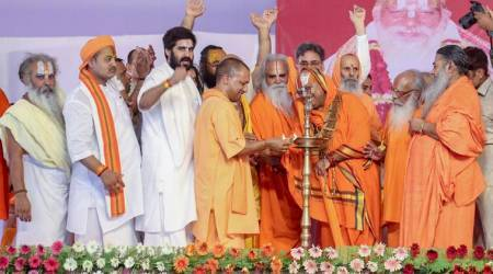 No doubt Ram temple will be built in Ayodhya: Yogi Adityanath