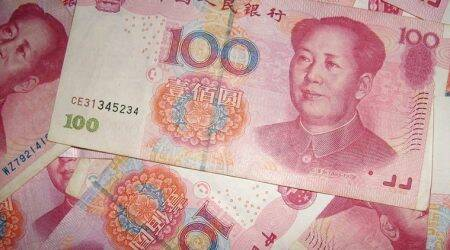 China's economic growth slows down amid tradetensions