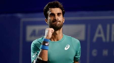 Yuki Bhambri, Yuki Bhambri news, Yuki Bhambri updates, Yuki Bhambri rankings, sports news, tennis, Indian Express