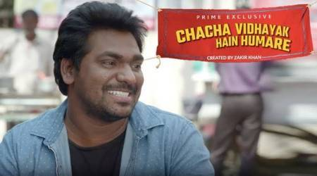 Chacha Vidhayak Hain Humare review: Zakir Khan's 'Sakht Launda' sinks this ship