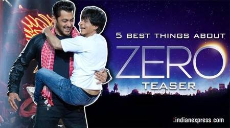 Zero teaser: Five best things
