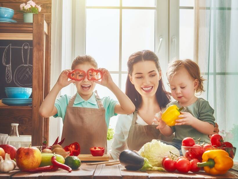 Make Balanced Meals For Kids A Reality Parenting News The Indian Express