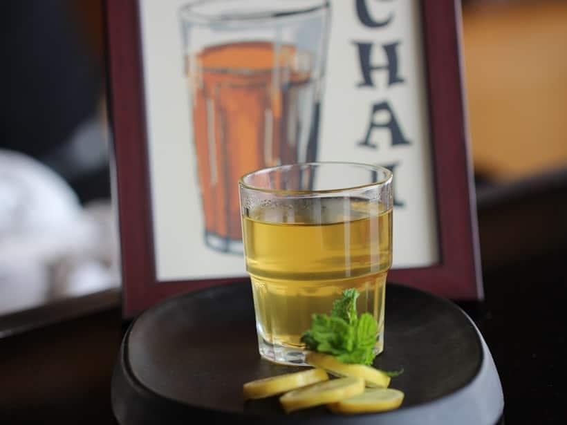 Nettle Grass and Amaltas Tea, hill recipes, monsoon recipes, healthy tea