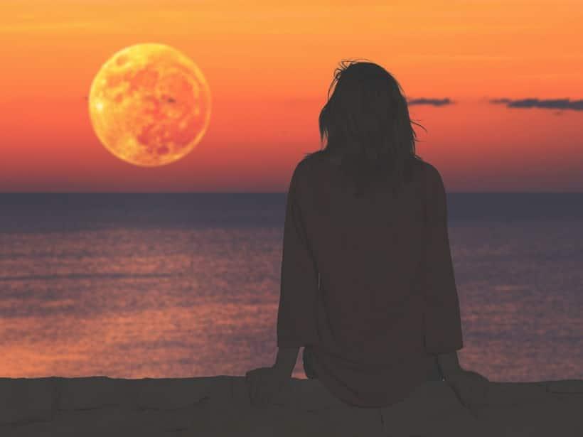 Chandra Grahan or Lunar Eclipse 2018