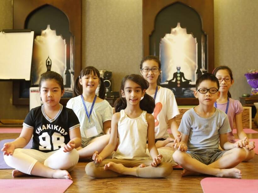 juvenile diabetes, meditation