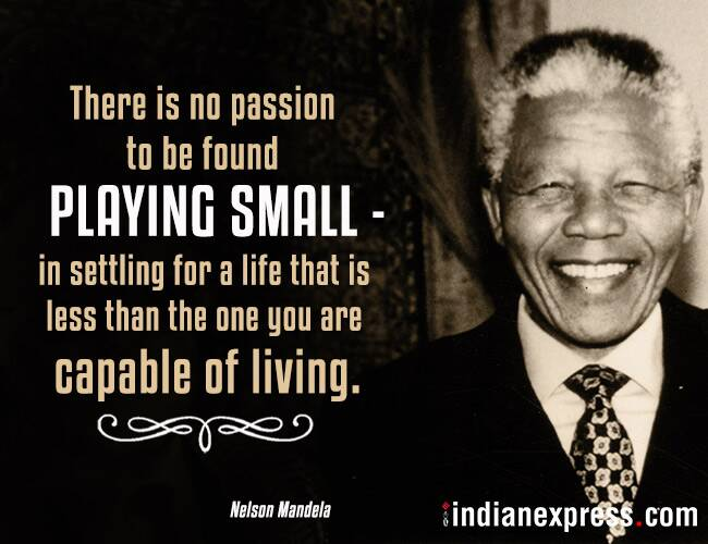 Nelson Mandelas 100th Birth Anniversary Inspiring Quotes On Life