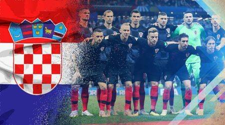 Croatia, FIFA, FIFA finals, Croatia FIFA finals, Croatia FIFA, FIFA 2018, Croatia vs France, France, football world cup, sports news, Indian Express