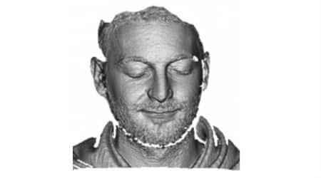 Facial recogniont system, 3D face recognition, University of Western Australia, FR3D.Net, computer models, 2D facial data, surveillance, facial scans, security systems, network security