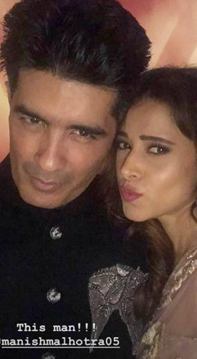 manish malhotra and nushrat bharucha