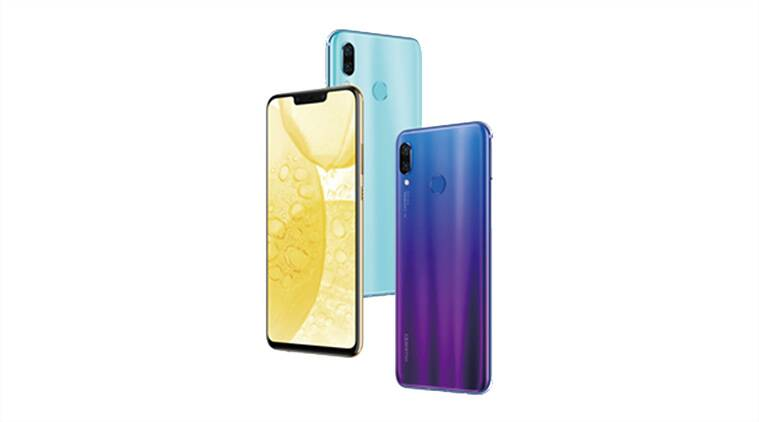 Huawei, Huawei Nova 3, TalkBand B5, TalkBand B5 Huawei, Huawei Nova 3 launch in China, Huawei TalkBand B5 china launch, Nova 3 specifications, Nova 3 features, Android
