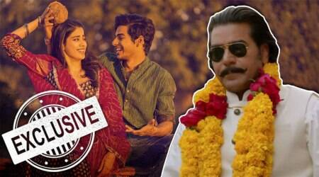 Dhadak actor Ashutosh Rana: Janhvi Kapoor is a volcano ready to burst, she will blow your mind