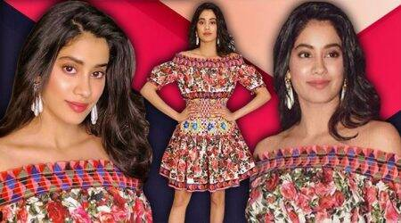 Dhadak success party: Janhvi Kapoors floral mini is on our must-have list