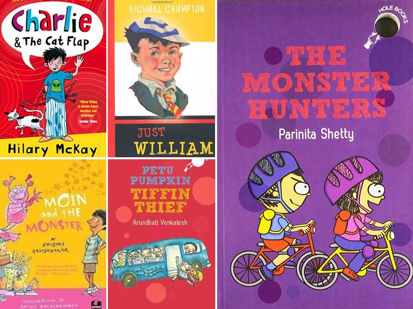 Parenting, kids, children's book, school, the monster hunters, petu pumpkin, hello charlie, moin and the mosters
