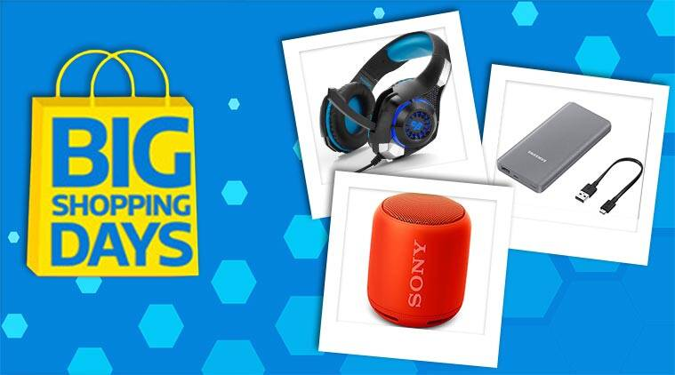 flipkart, flipkart big shopping days, flipkart sale jbl headphone discounts, flipkart sale, flipkart accessories sale, flipkart big shopping days best accessories deals, flipkart big shopping days offers, sanddisk otg pendrive, bluetooth speaker, power bank, flipkart sale today
