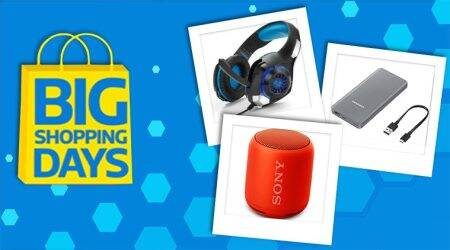 Flipkart Big Shopping Days sale 2018: Top deals on headphones, Bluetooth speaker and more