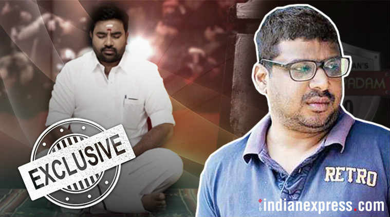 CS Amudhan on re-entering the spoof world with Tamizh Padam 2