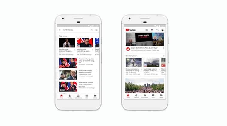 Youtube, youtube initative, youtube  million investment, vox media, jovam pan, parkland shooting, google, social media