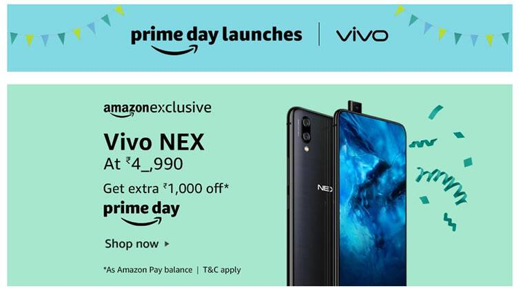 vivo nex price in india