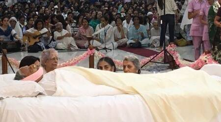 Widely followed spiritual leader Dada Vaswani passes away at 99