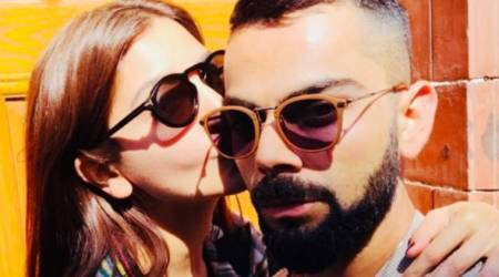 Anushka Sharma and Virat Kohli's day out in England, see their adorable picture